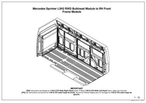 Attached Bulkhead Module